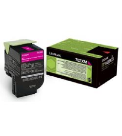 Toner Laser Lexmark 70C2XM0 Extra High Yield Magenta -4k Pgs