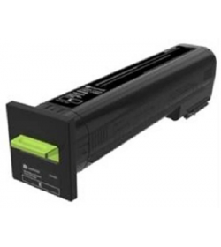Toner Laser Lexmark 72K2X?0 Black 33k pgs