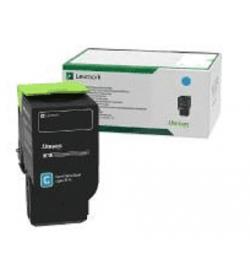 Toner Laser Lexmark 78C20C0 Standard Cyan -1.4k Pgs