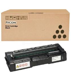 Toner Laser Ricoh SPC252HE 407716 Black 6.5k Pgs