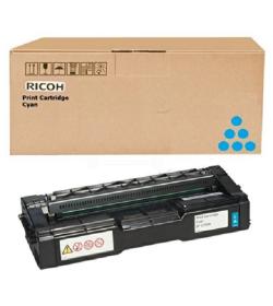 Toner Laser Ricoh SPC252HE 407717 Cyan 6k Pgs