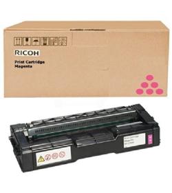 Toner Laser Ricoh SPC252HE 407718 Magenta 6k Pgs