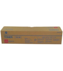Toner Copier KonicaMinolta TN214M Magenta 18.5K Pages
