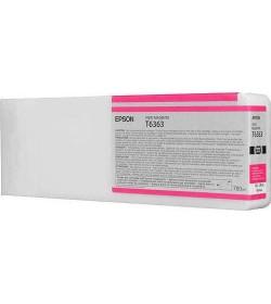 Ink Epson T6363 C13T636300 Vivid Magenta with pigment - 700ml