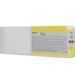 Ink Epson T6364 C13T636400 Yellow with pigment - 700ml