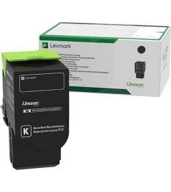 Toner Laser Lexmark C242XK0 Extra High Capacity Back -6k Pgs
