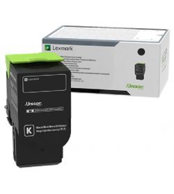 Toner Laser Lexmark C2320K0 Standard Back -1k Pgs