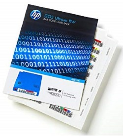 LTO-5 RW Label HP BarCode Pack