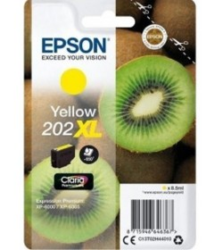 Ink Epson T02H44 C13T02H44010 Yellow - 8.5ml