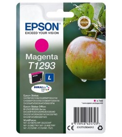 Ink Epson T12934010 Magenta with pigment ink new series Apple -Size L