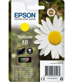 Ink Epson T180440 Yellow with pigment ink