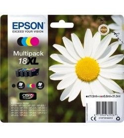 Ink Epson 18 T18164010 XL MultiPack 4 Ink Daisy series