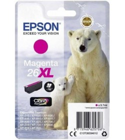 Ink Epson T263340 XL Magenta with pigment ink