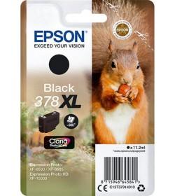 Ink Epson T3791 C13T379140 Black - 11.2ml