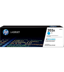 HP 203A Cyan LaserJet Toner 1.3K
