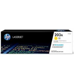 HP 203A Yellow LaserJet Toner 1.3K