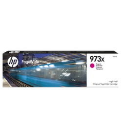 Ink HP No 973X Magenta High Yield Ink Crtr 7000 pages