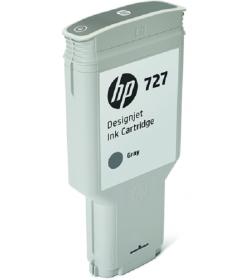 Ink HP DesignJet T920, T1500  GRAY 300ml