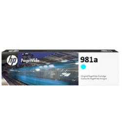 Ink HP No 981A cyan PageWide EnterPrice