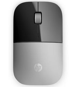 Ασύρματο ποντίκι HP Z3700 σε ασημί χρώμα
