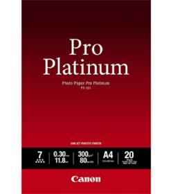 Paper Canon Pro-Platinum PT-101 A4 20Shts 300gr