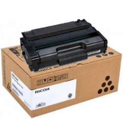 Toner Laser Ricoh SPC377XE 408162 Black 6.4k Pgs