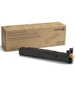 Toner Copier Xerox 106R01318 Hi Capacity Magenta 14k Pgs