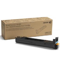 Toner Copier Xerox 106R01320 Cyan - 8K Pgs
