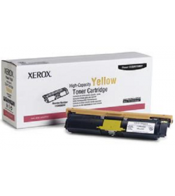 Toner Laser Tektronix 113R00694 Yellow High Capacity 4.5K Pgs