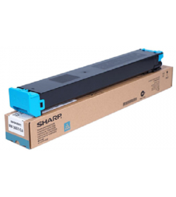 Toner Copier Sharp MX-36GTCA Cyan 15k Pgs