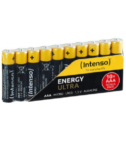Battery Intenso AAA LR03 10shrinkpack