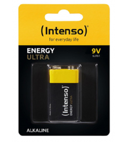 Battery Intenso  9V 6LR61 1blister