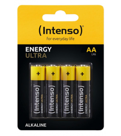 Battery Intenso LR03 1,5V 4blister