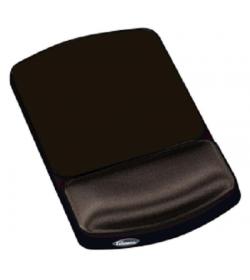 Fellowes Mousepad με Υποστήριγμα Καρπού GEL GRAPHITE 9374001