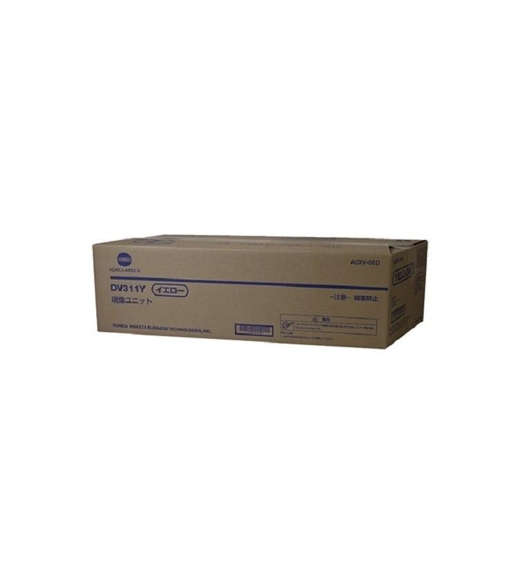 Developer Unit Konica-Minolta DV-311Y Yellow
