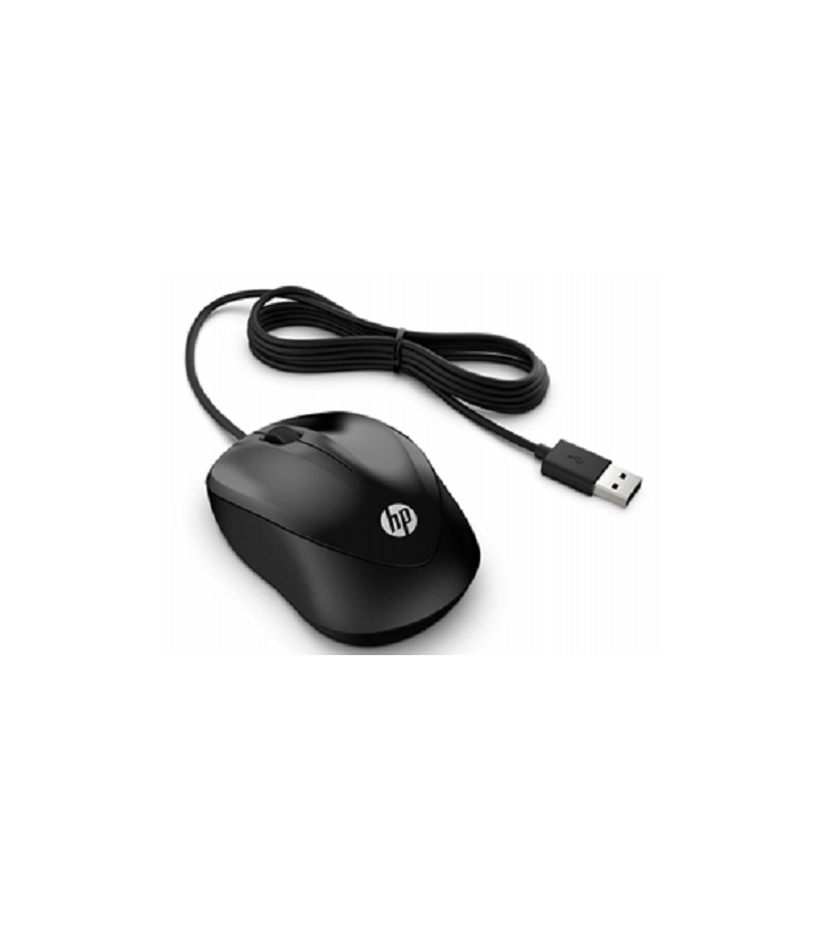 HP Wired Mouse 1000  4QM14AA