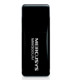 Mercusys Wireless Mini USB Adapter MW300UM