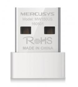 MERCUSYS N150 Wireless Nano USB Adapter MW150US