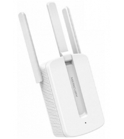 MERCUSYS 300Mbps Wi-Fi Range Extender MW300RE