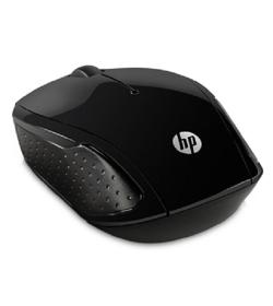 HP Ασύρματο ποντίκι HP 200 Black X6W31AA