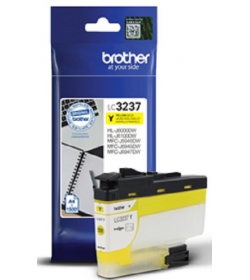 Ink Brother LC-3237Y Yellow SC - 1,5k