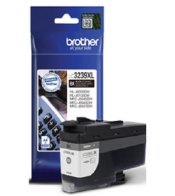 Ink Brother LC-3239XLBK Black HC - 6k