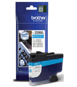 Ink Brother LC-3239XLC Cyan HC - 5k