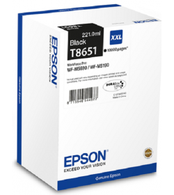 Ink Epson T866140 Black with pigment ink XL 2.5k pgs