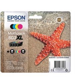 Ink Epson T03A640 C13T03A640 Multi Pack XL Black 8.9ml CMY 4.0mlx3