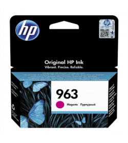 HP 963 Magenta Ink Cartridge ( 3JA24AE )