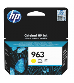 HP 963 Yellow Ink Cartridge ( 3JA25AE )