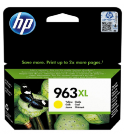 HP 963XL High Yield Yellow Ink Cartridge ( 3JA29AE )
