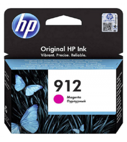 HP 912 Magenta Ink Cartridge ( 3YL78AE )