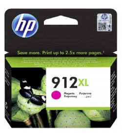 HP 912XL High Yield Magenta Ink Cartridge ( 3YL82AE )